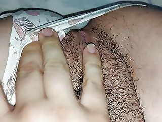 Fuck me, I love that you touch my pussy, STEPDAD.