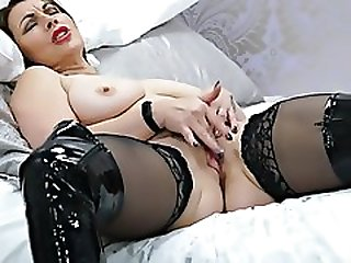 Women Sexy Stocking & Boots Part 3