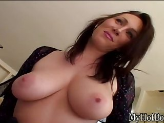 Rayveness is a gorgeous brunette, who is going to take off her see