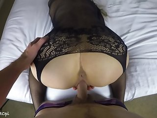 Perky tits drunk sorority girl gives the best blowjob and gets epic cumshot