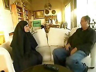 Arab Wife Fucked By An Old Man