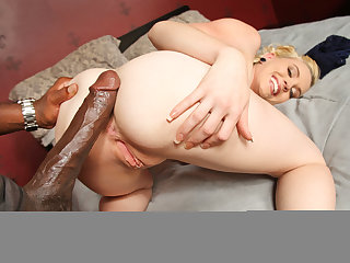 Miley May Takes A Tremendous Black Dick