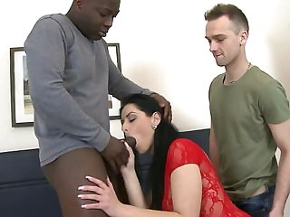 Asking a black guy to fuck my wife