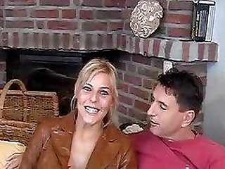 Sexy Sheila gets fucked from all angles w/ her boots!