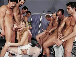 Hot Cumeaters In Action - Hardcore Movie