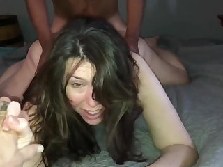 Wifes first bbc experience