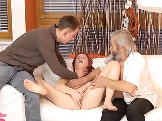 Old young fantasy xxx How he will react?