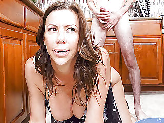 Stepson's dick is always hard, better do something about it