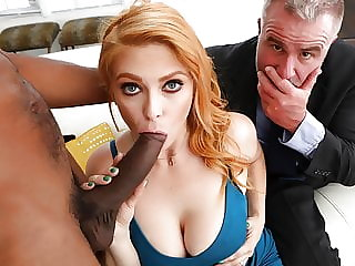 BBC Slut Penny Pax Gives Acces To All Her Holes