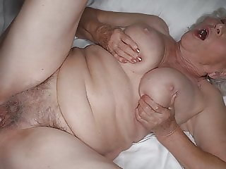Hairy Granny Pussy Compilation