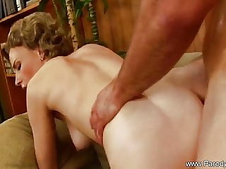 A Sex Pleasure For An Old Woman To Feel Some Excitement