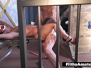 Huge orgy in the rooms of the swingers