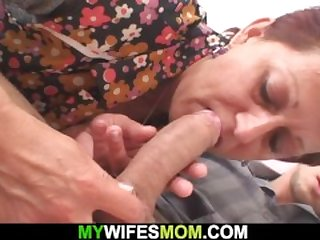 My girlfriends mom is horny for sex