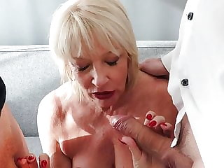 BUSTY MOMS WITH YOUNG BOYS