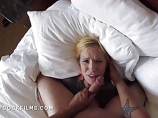 Son Takes What Mom Won't Give Him - Extended Preview