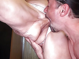 82 year old mom fucked by stepson