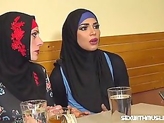 Muslim Woman Spread Her Legs For IDs