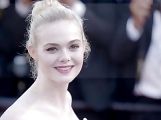ELLE FANNING - COMPILATION And furthermore FAKE PORN