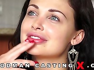 Dark Haired Lady Getting Fornicate - Aletta Ocean