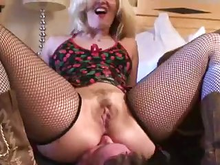 She sits right on his face with her big ass